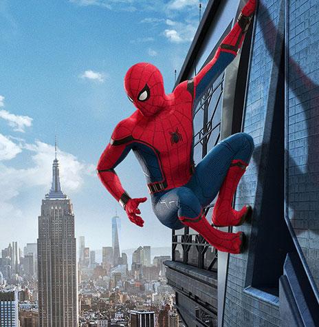 蜘蛛人: 返校日